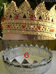 korona dlia malchika korolia princa