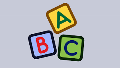 Буквы английского алфавита для изучения дома самостоятельно