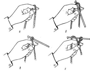 Видео петель необходимые для обучения вязанию крючком для начинающих