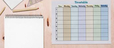Список, что нужно купить первокласснику в школу  чек- лист  с делами утром и по дням
